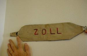 Brassard allemand Zoll