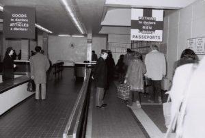calais ferry en 1974